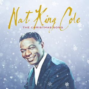 Omslaget till julskivan The Christmas Song av Nat King Cole.